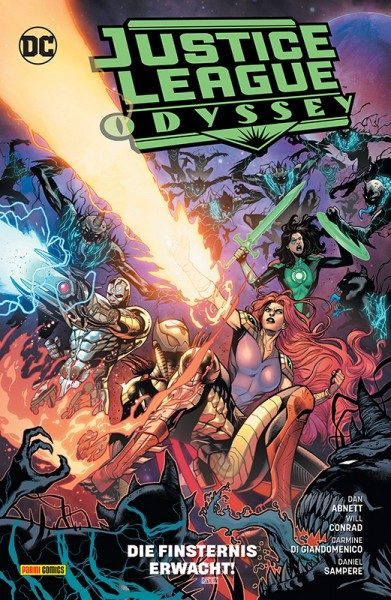 Justice League Odyssey 2 Cover