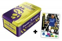 Panini Premier League Adrenalyn XL 2020/21 Kollektion – Tin-Box - Gelb
