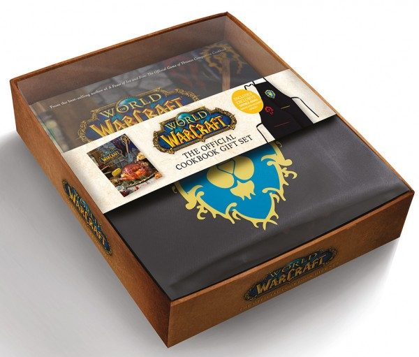 World of Warcraft - Kochbuch - Geschenk-Set Box