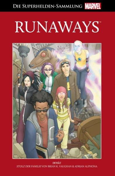 Die Marvel Superhelden Sammlung 65 - Runaways