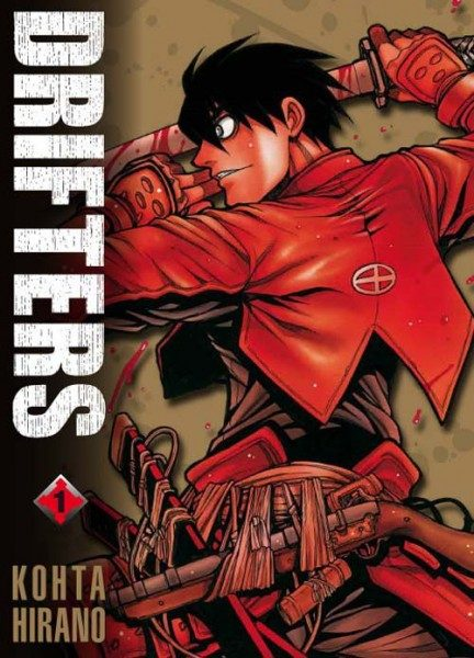 Drifters 1 Cover