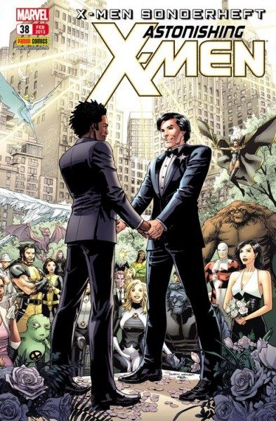 X-Men Sonderheft 38 - Astonishing X-Men
