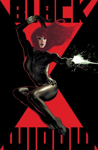 Black Widow 1 Cover