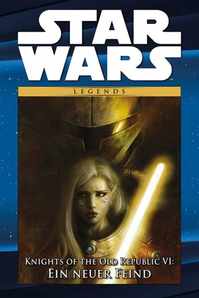 Star Wars Comic-Kollektion 104 Knights of the Old Republic VI - Ein neuer Feind Cover