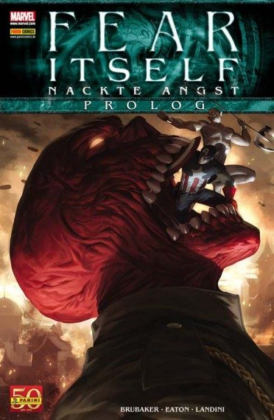 Fear Itself - Nackte Angst - Prolog