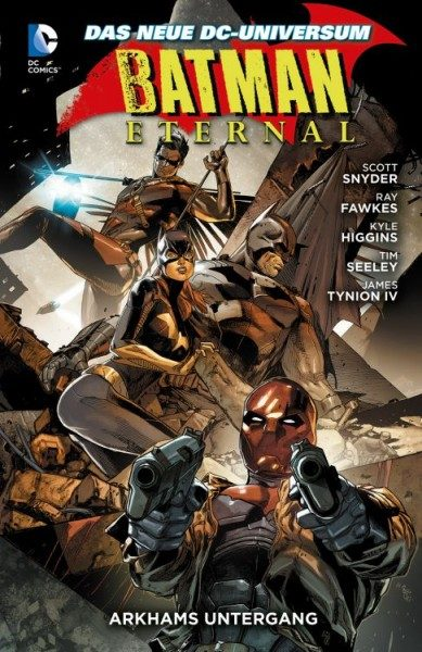 Batman Eternal 3 Paperback Hardcover