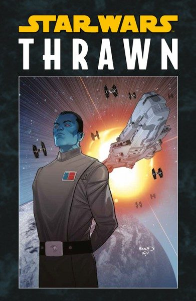 Star Wars - Thrawn Hardcover Cover