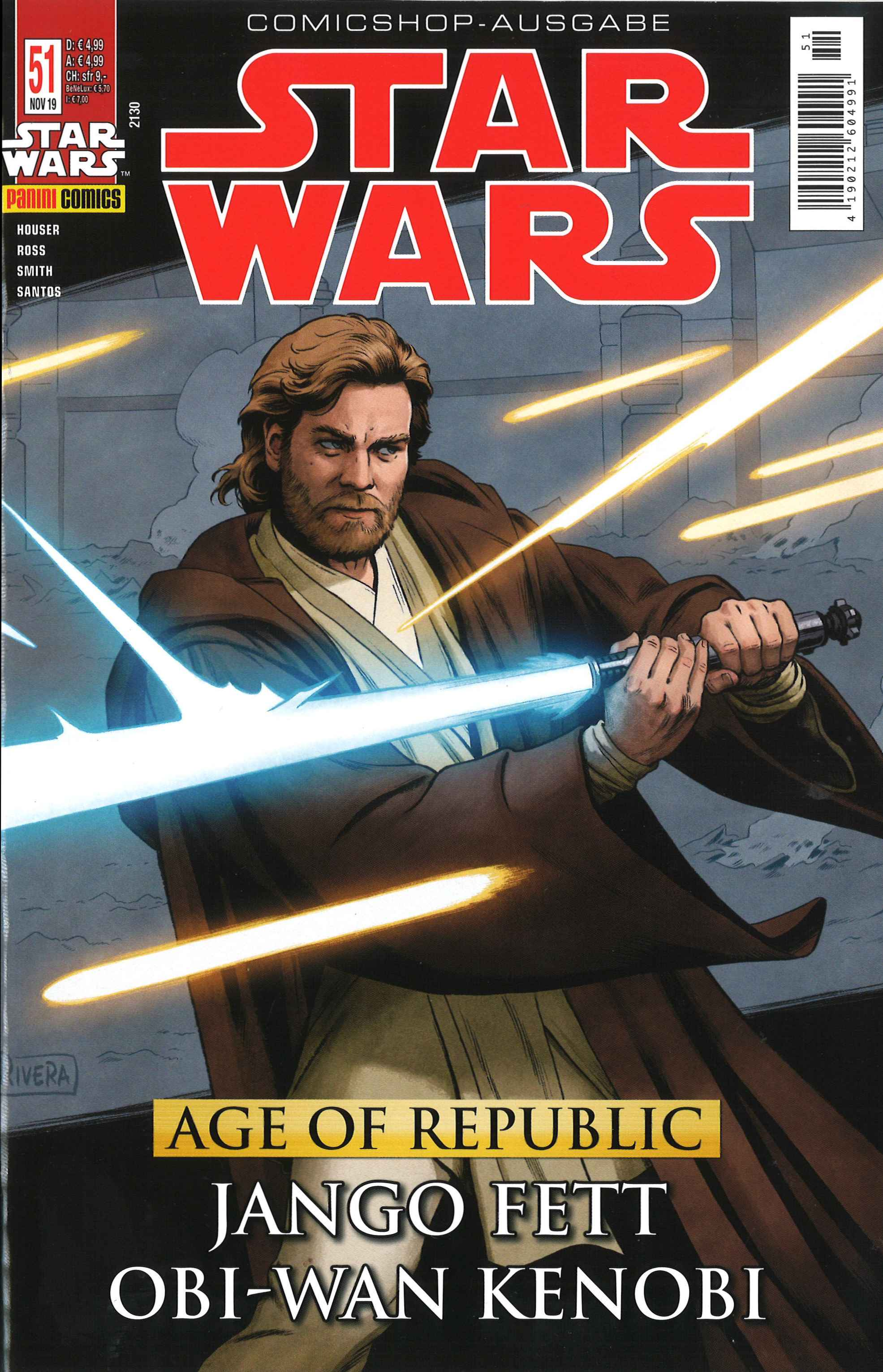 Star Wars 51 - Age of Republic -...