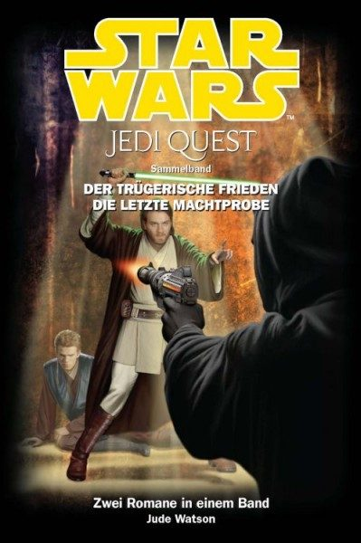 Star Wars - Jedi Quest Sammelband 4
