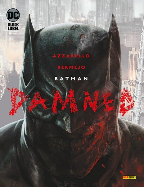 Batman - Damned (Sammelband) Cover