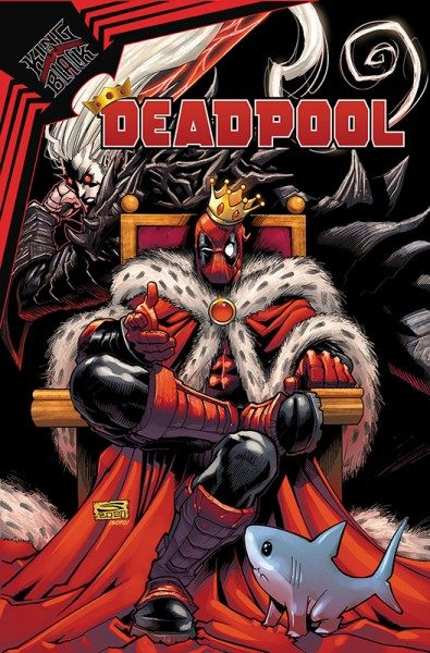 Deadpool 24 Cover