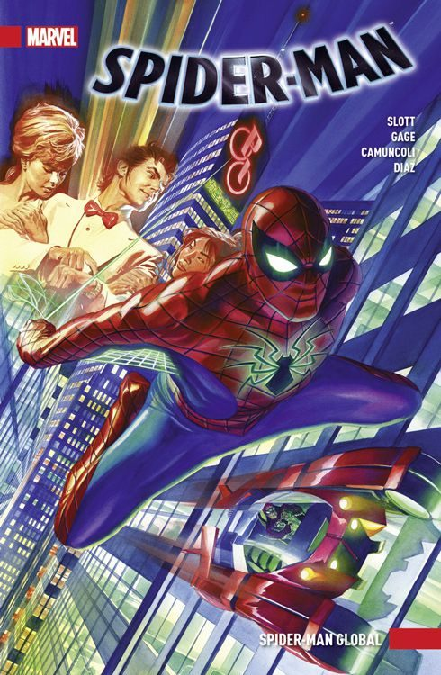 Spider-Man - Bd. 1 - Spider-Man Global