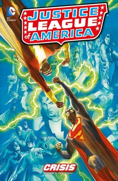 Justice League of America - Crisis 4