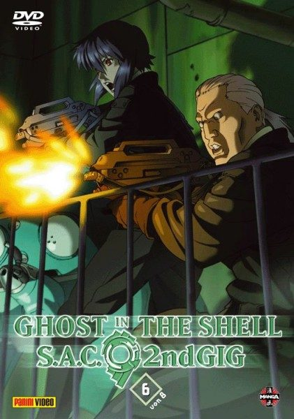 Ghost in the Shell - Sac 2nd Gig 6