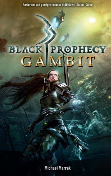 Black Prophecy - Roman zum Game