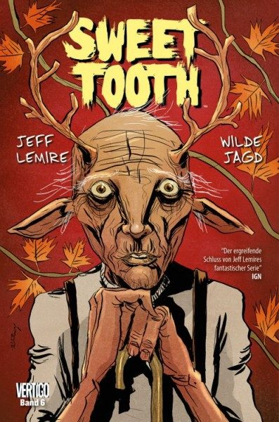 Sweet Tooth 6 - Wilde Jagd