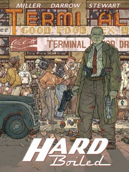 Hard Boiled Cover