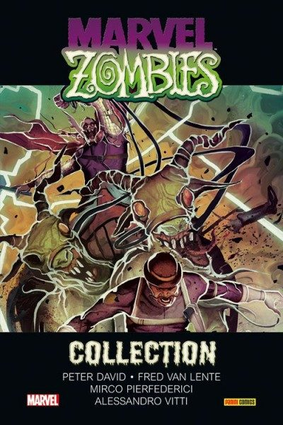 Marvel Zombies Collection 4 Hardcover
