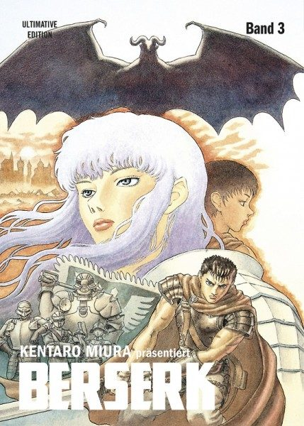 Berserk - Ultimative Edition 3 Cover