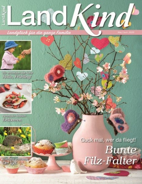 LandKind Magazin 03/2020 Cover