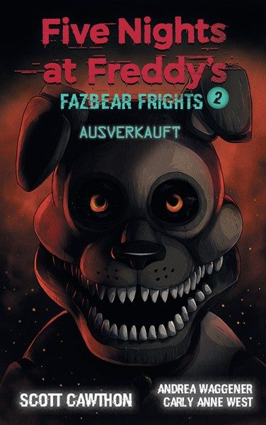 Five Nights at Freddy's - Fazbear Frights 2 - Fetch Cover