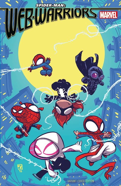 Spider-Man - Web-Warriors 1 Variant