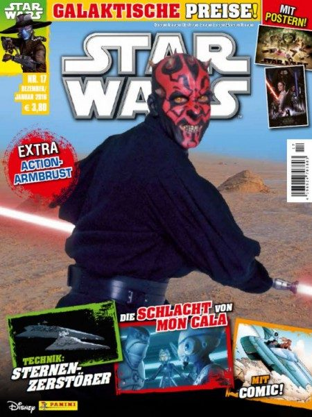 Star Wars - Magazin 17