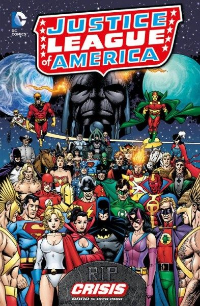 Justice League of America - Crisis 5
