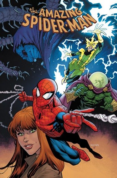 Spider-man Paperback 5 Cover