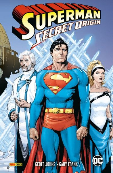 Superman: Secret Origin Hardcover