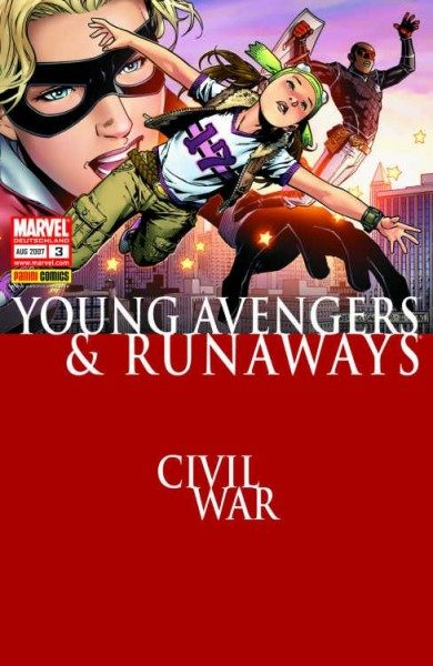 Young Avengers Sonderband 3 - Young Avengers/Runaways