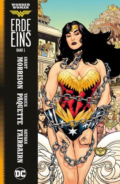 Wonder Woman - Erde Eins 1
