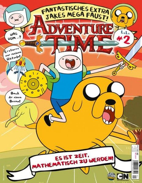 Adventure Time - Magazin 2