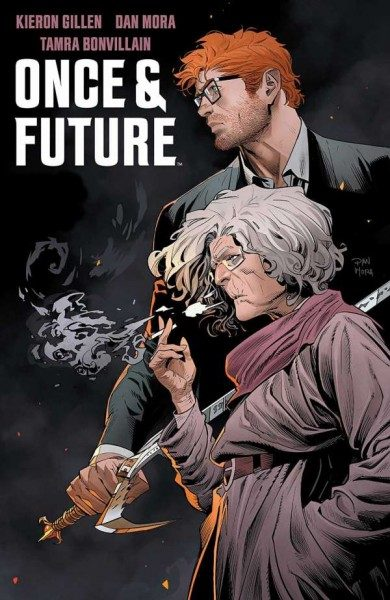 Once & Future 2 Cover