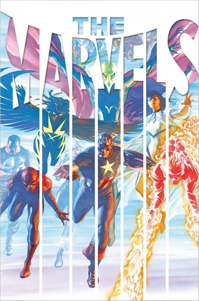 The Marvels 1 Cover