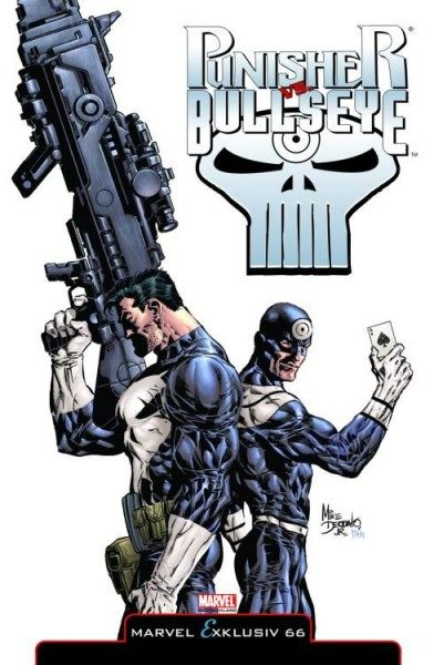 Marvel Exklusiv 66 - Punisher vs. Bullseye