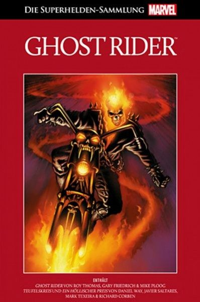 Die Marvel Superhelden Sammlung 38 - Ghostrider