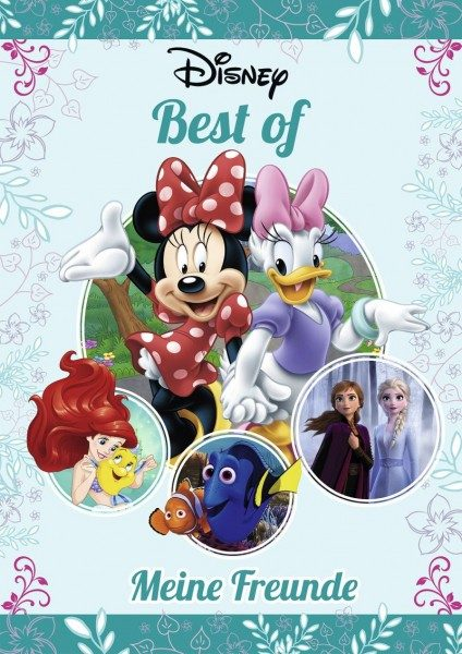 Disney Best of - Meine Freunde Cover