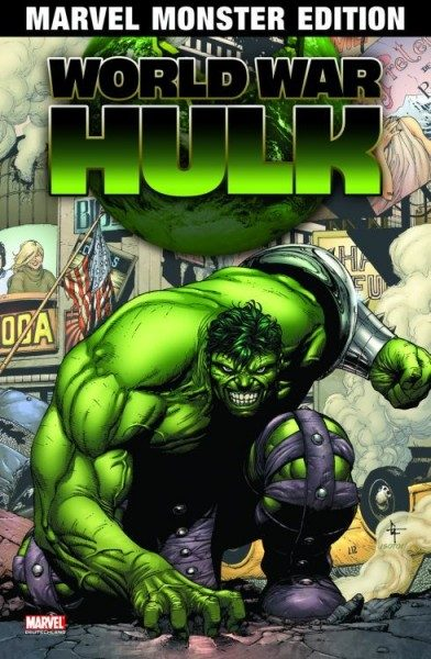 Marvel Monster Edition 27 - World War Hulk 2