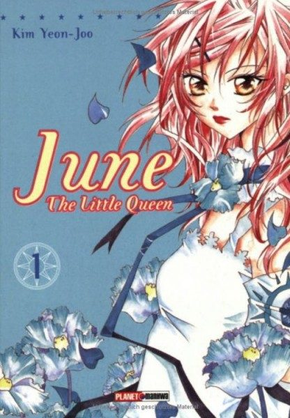 June the Little Queen 1