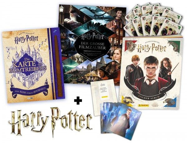 Harry Potter Filmzauber-Bundle