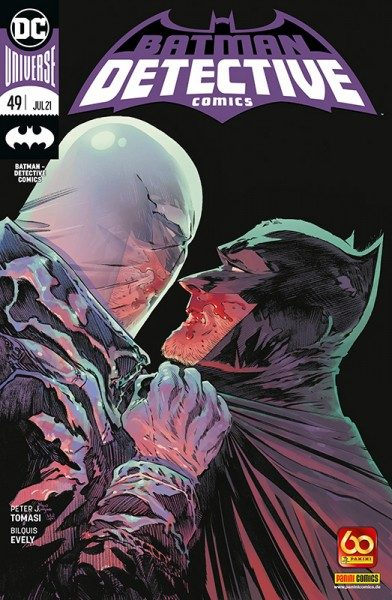 Batman - Detective Comics 49 Cover