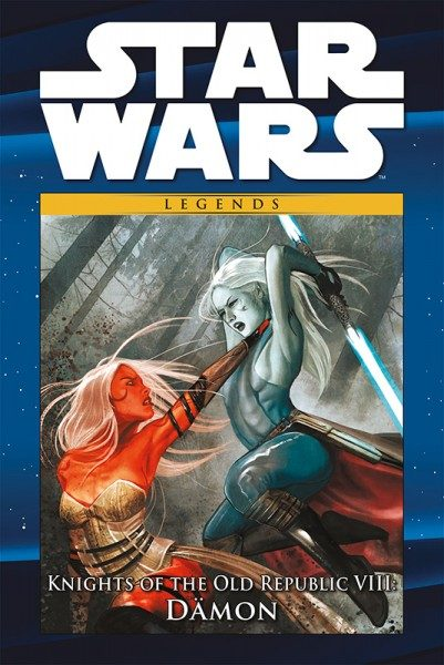 Star Wars Comic-Kollektion 114 - Knights of the Old Republic VIII - Dämon Cover