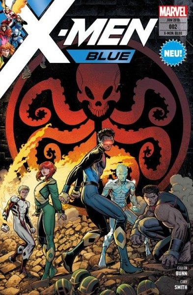 X-Men - Blue 2 - Widerstand