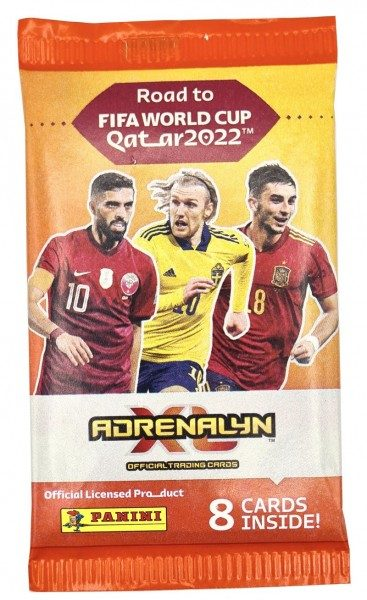 Panini FIFA Road To Worldcup 2022 - AXL - Pack