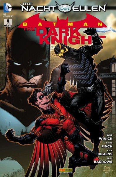 Batman - The Dark Knight 9