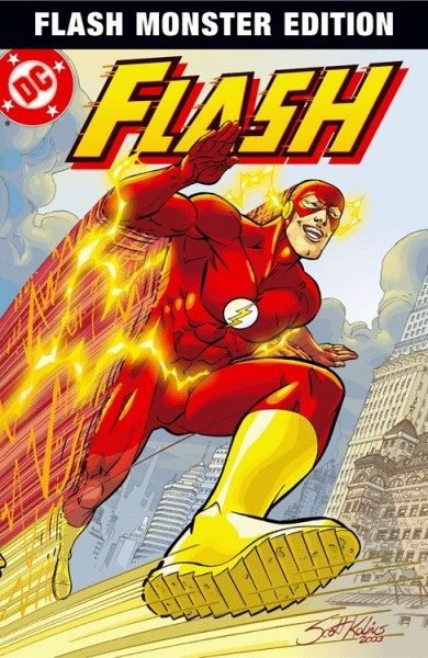 DC Monster Edition 4 - Flash