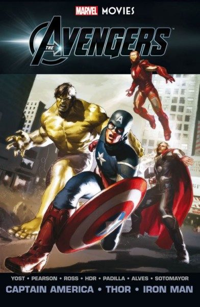 Marvel Movies 3 - Avengers - Captain America, Thor, Iron-Man