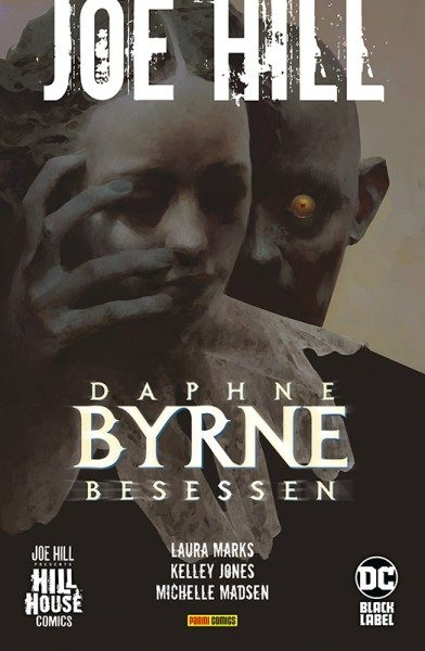 Joe Hill - Daphne Byrne - Besessen Cover