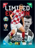 UEFA EURO 2020™ Adrenalyn XL™ 2021 Kick Off – LE Card – Ivan Perisic (Kroatien)